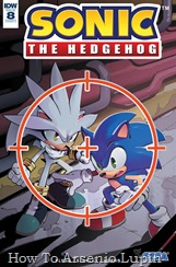 """Actualización 18/08/2018: Números 7 y 8 por Rinoa83 para The Tails Archive y La casita de Amy Rose. ¡Cállate! ¿Oyes eso? ¡Parece que Sonic está corriendo hacia otra aventura y no está solo! ¿Pero quién es este """"Ángel de la guarda"""" y por qué todos hablan de ella en un Susurro?"""