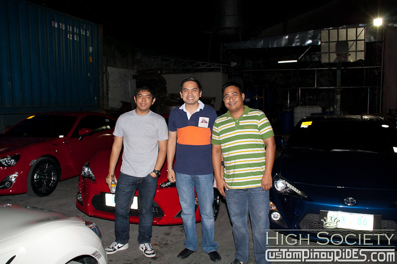 High Society 86 BRZ Meet Custom Pinoy Rides Pic28