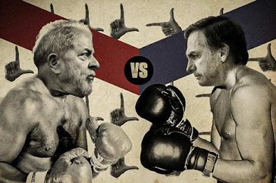 Combate: com Lula disponível, Bolsonaro agora tem rival à altura, segundo especialistas