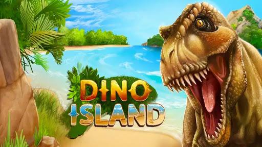 Jurassic Dino Island Survival 3D Imagem do Jogo