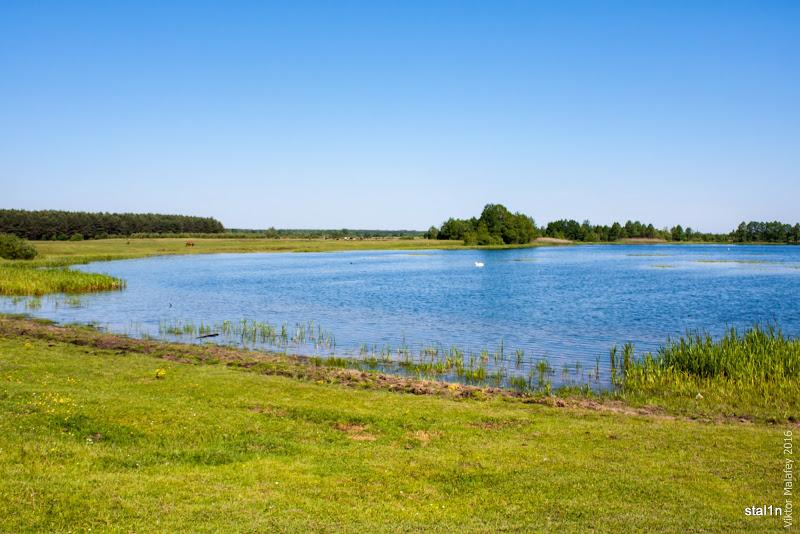 Озеро Вінець