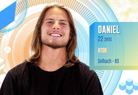 BBB 20: Daniel é eliminado com 80,82% de votos