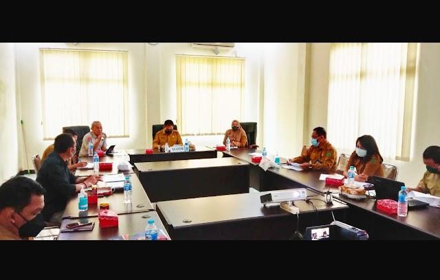 Bersama Kemitraan, Pemkab Pulpis Gelar Rapat RAD Pengendalian Karhutla