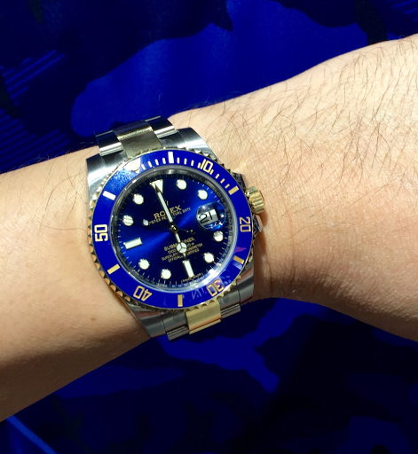 Reflections In Time Iwc Big Pilot Little Prince Or Rolex Submariner