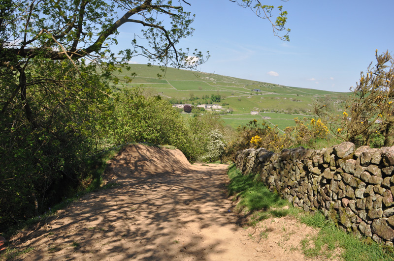 2012 05 27 173 Path to Pilsbury - spot the difference since last year