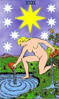 tarot la estrella arcanos mayores