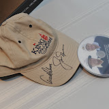 Autographed by Arnold Palmer & Jack Nicklaus