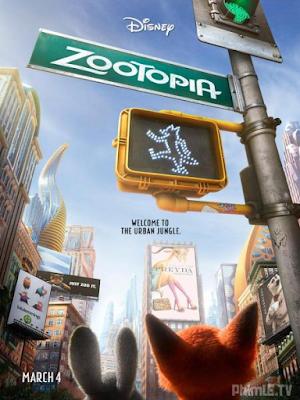 Phim Thành phố động vật / Sở thú vui nhộn - Zootopia (2016)