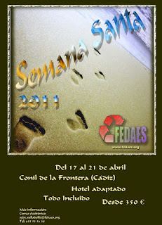 Semana Santa 2011 FEDAES
