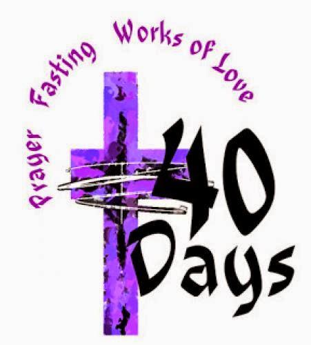 Lent A Season For Finishing Your Faith