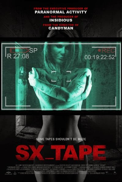 Poster Of English Movie sxtape (2013) Free Download Full New Hollywood Movie Watch Online At alldownloads4u.com