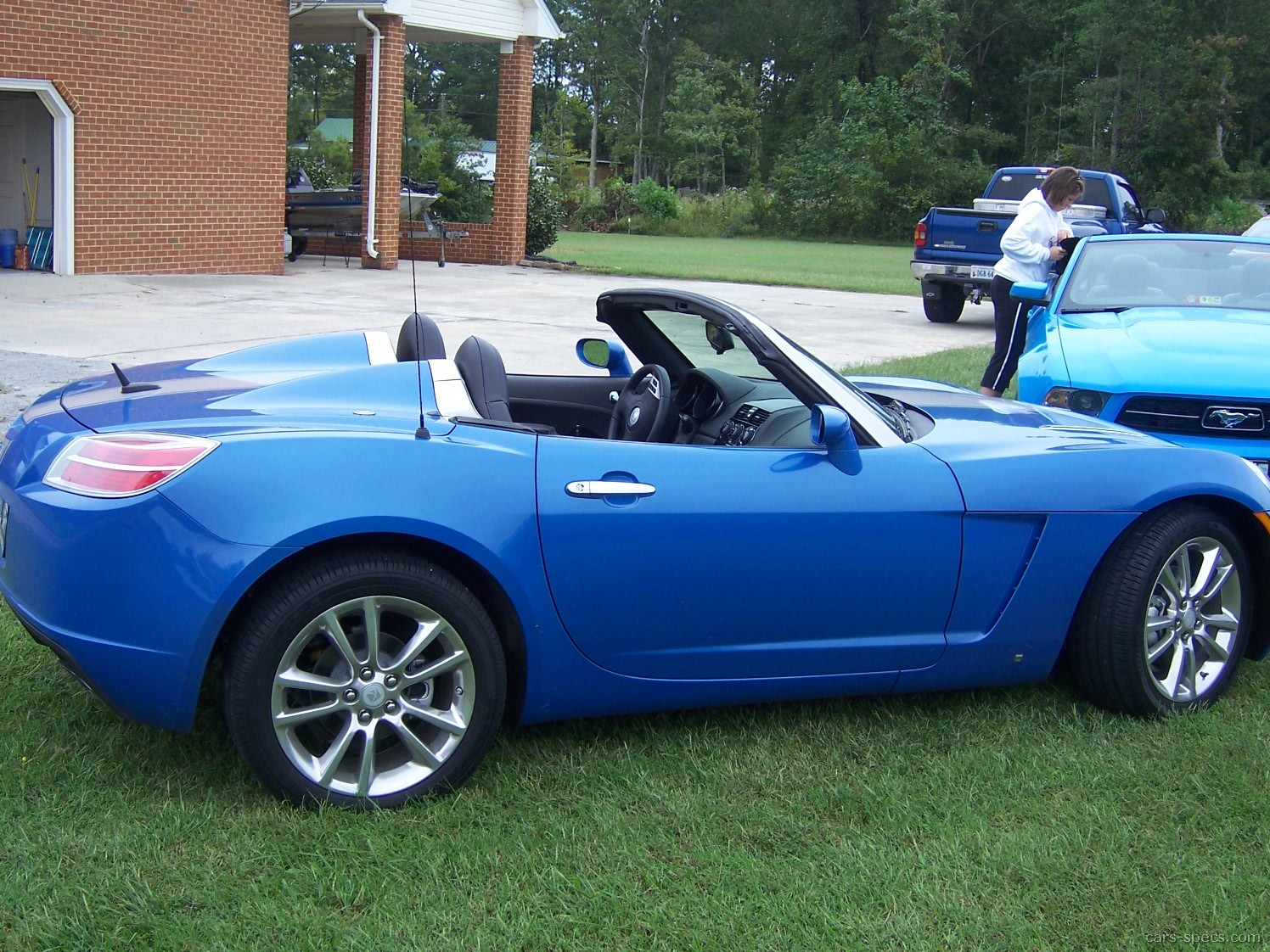 2009 saturn sky red line hydro blue limited edition 5 Speed Manual Mazda 5 Mazda 5 Speed Manual Transmission