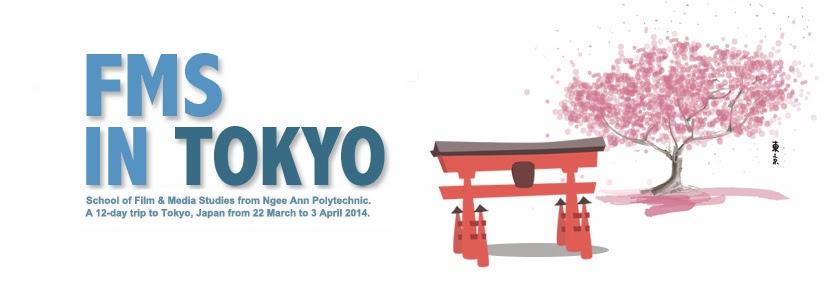 FMS Tokyo Trip 2014