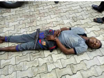 Suspected Kidnapper Who Took Tramadol Has Finally Died After Sleeping For Good 8 Days (and this happened).
