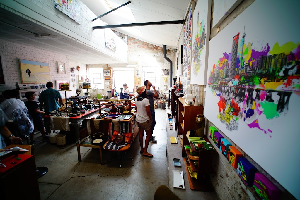 Arts on Main Market Johannesburg, South Africa