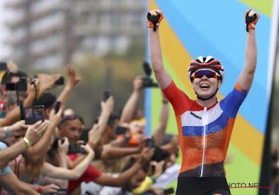 Olympische kampioene juicht in vernieuwde Gold Race bij de vrouwen