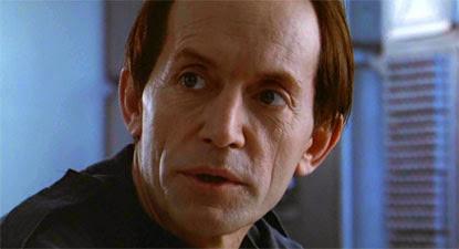 «Bishop», el androide de la segunda película de la saga, esta vez, de confianza gracias a las Leyes de la Robótica.