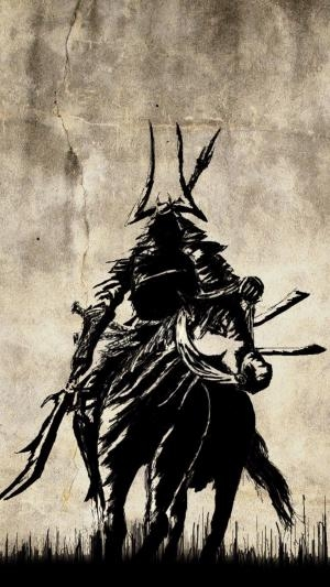 bộ ảnh nền samurai