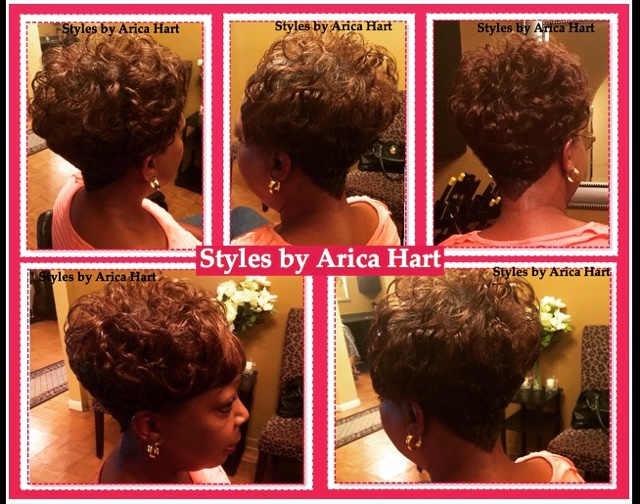 Haircut, hair style