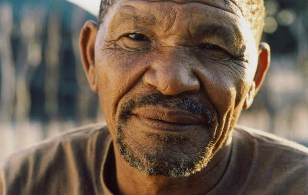 Botswana Bushmen are forced to leave ancestral lands