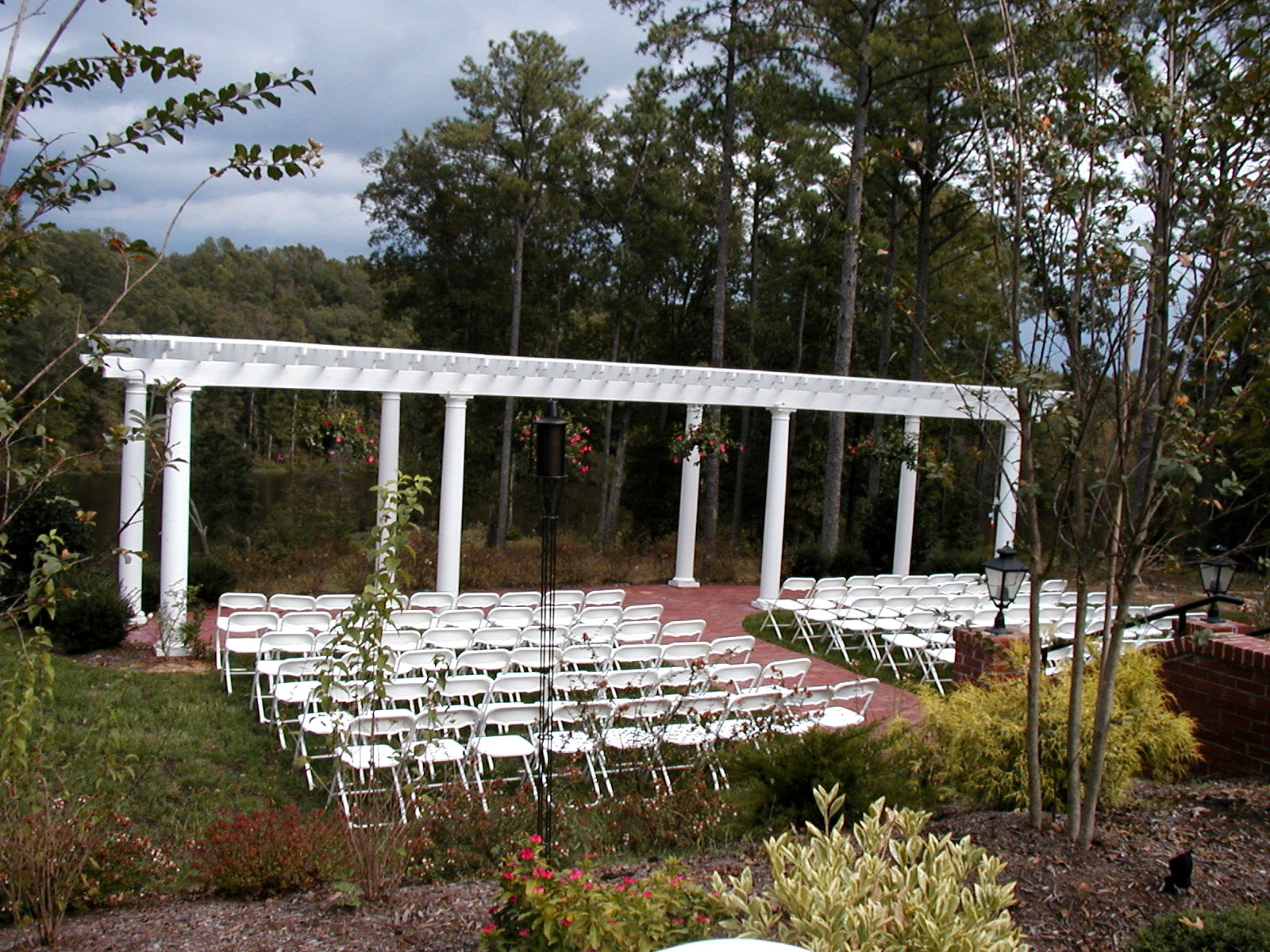 Raleigh Wedding Blog The New Garden Ballroom At Highgrove