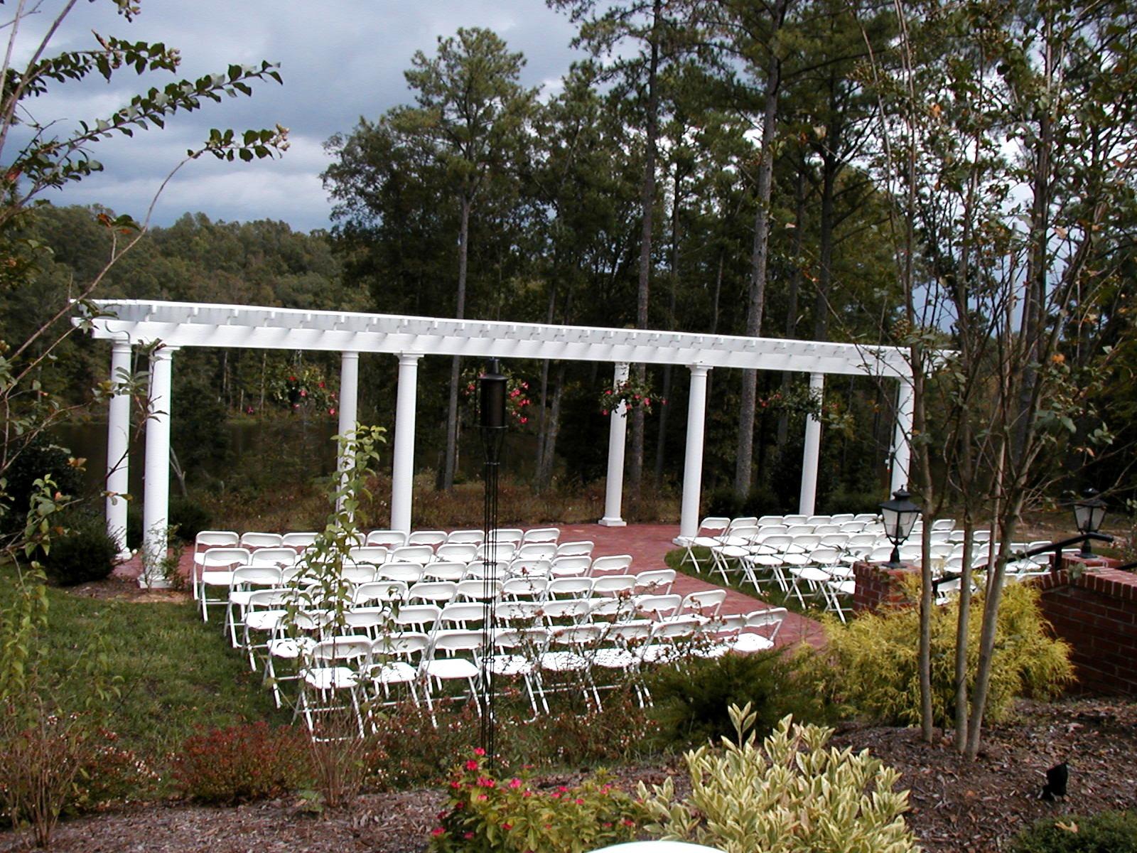 Raleigh Wedding Blog The New Garden Ballroom at Highgrove