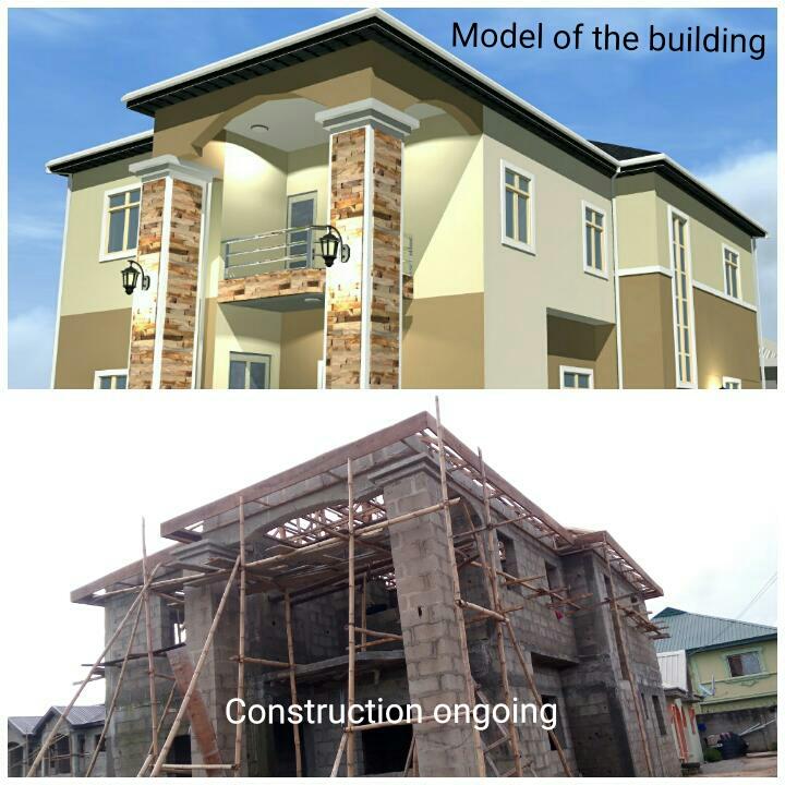 Architectural Designs Buildings Nigeria
