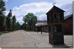 5 Auschwitz place où avait lieu l'appel des prisonniers
