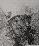 Edith Woodford Grimes Portrait, Edith Woodford Grimes