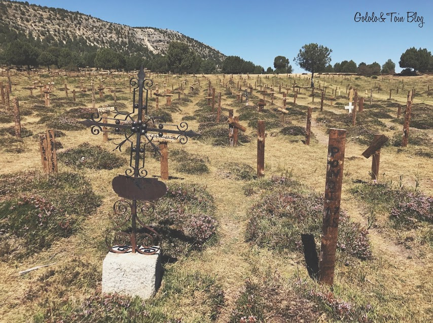 Apadrina tumbas en Sad Hill Cemetery