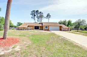 $240,000 – River Country Estates – 2934 SF Living, 3 Bed, 3 Bath, Pool Home on over 1/2 Acre – Absolute Stunner!