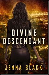 Divine Descendant  (Nikki Glass #4)
