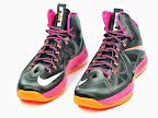 "Nike LeBron X - ""Miami Floridians"" Away"