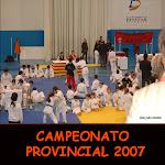 CAMPEONATO PROVINCIAL 2007