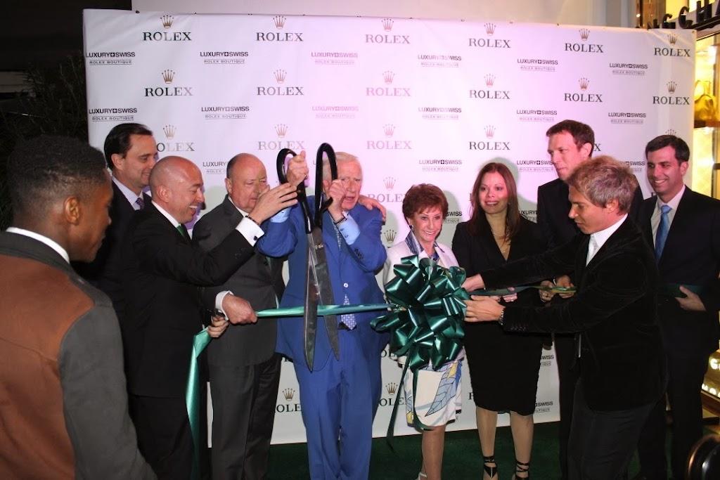 Rolex Miami Boutique Luxury Swiss LLC Ribbon Cutting 3