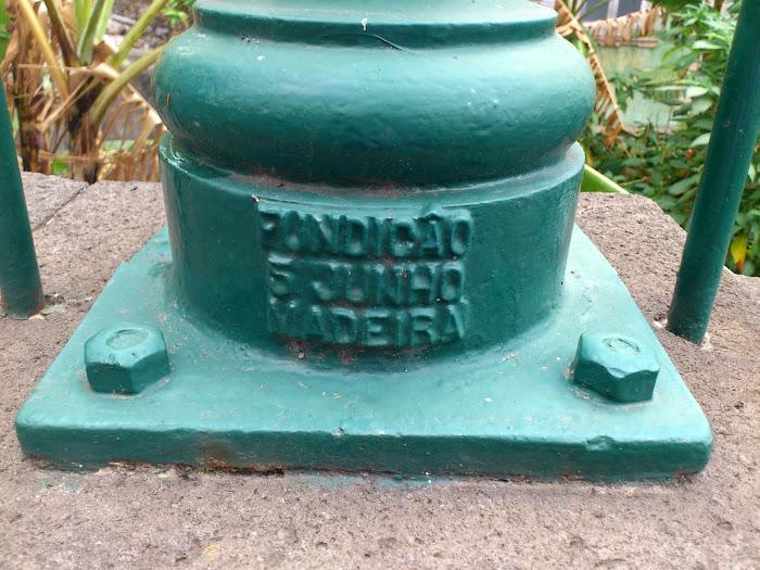 "pilar detail in ""Seminário Maior"""