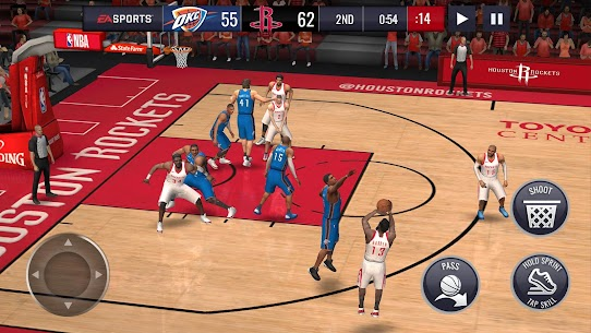 NBA LIVE Mobile Basketball MOD Apk (Unlimited Money) 6