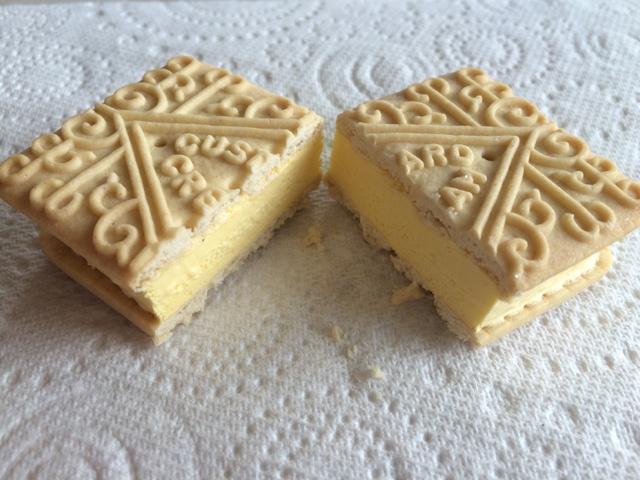 Asda Custard Cream Cake