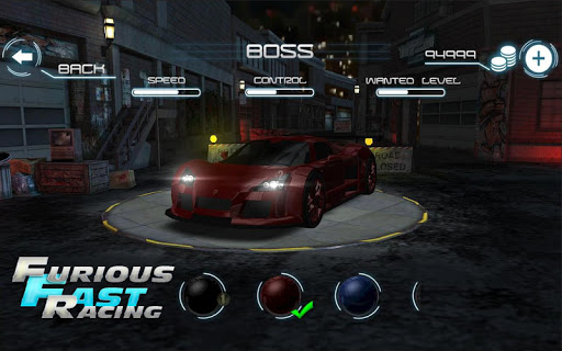 Furious Speedy Racing 2.3 screenshots 1