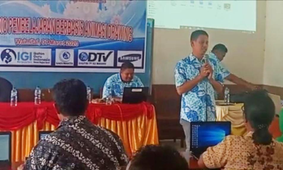 Kanal Pelatihan Lokal SAGUMANTA Kembali di Gelar di Kab. Seram Bagian Barat