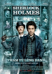 Sherlock Holmes - Thám tử lừng danh