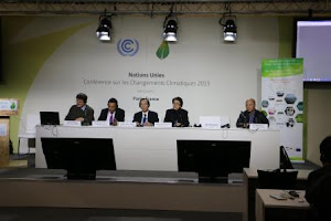 COP 21 Paris, 2015 (CS)