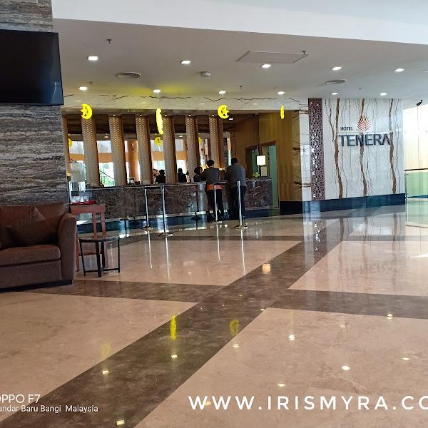 Review Tenera Hotel Bangi