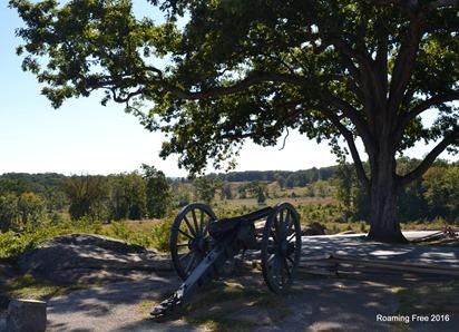 Classic Gettysburg photo