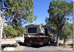 Desert View Campground, Grand Canyon