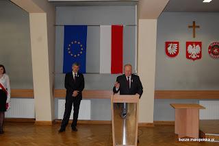 Ks. Ignacy Piwowarski z tytułem Honorowego Obywatela Miasta Brzeska