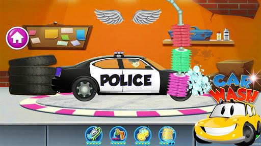 Code Triche Lavage de voiture pour enfants apk mod screenshots 2