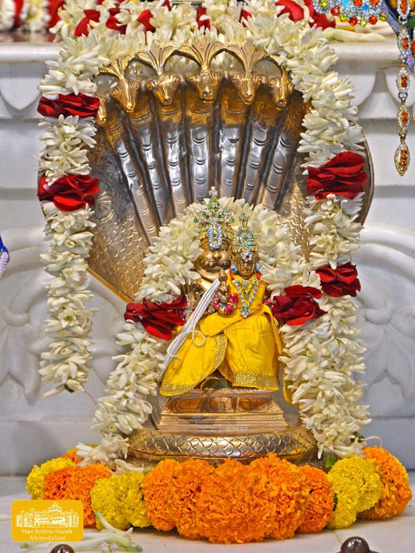 ISKCON Hare Krishna mandir Ahmedabad 09 Jan 2017 (10)