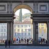 43. Uffizi Gallery. Florence. 2006
