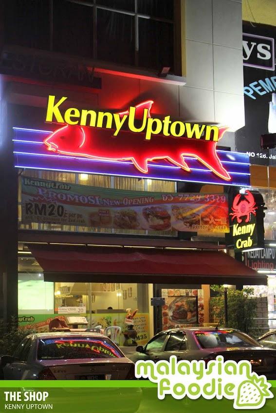 KENNY UPTOWN, DAMANSARA UPTOWN